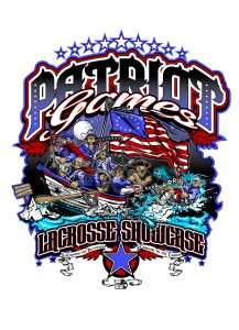 patriot games logo