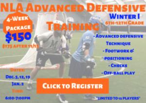 Nex Level Defense Training