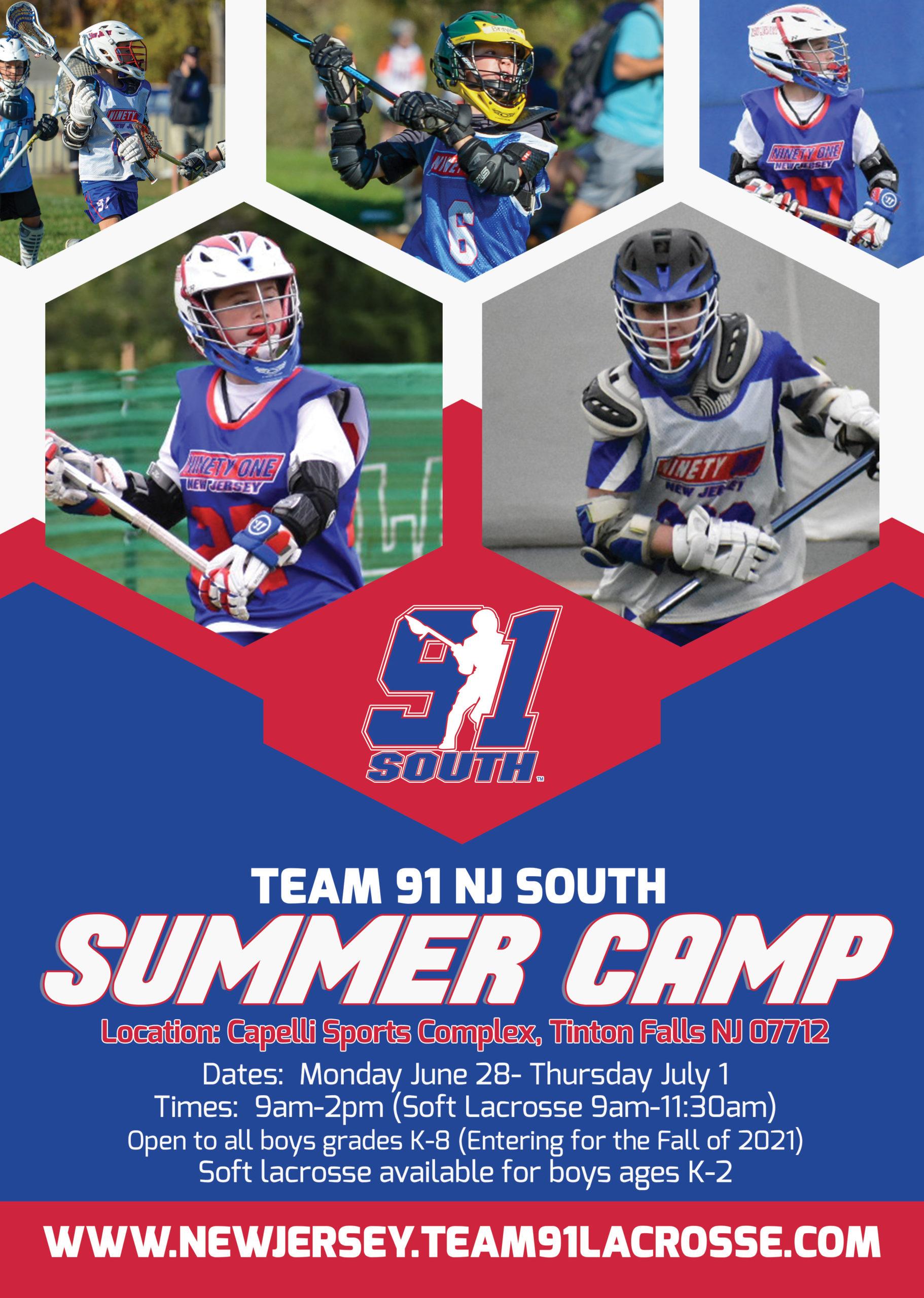 2021-Team91NJSouth-SummerCamp