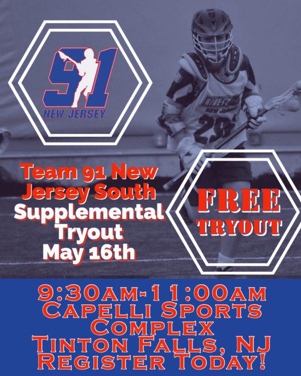 Team 91 NJ South May 16