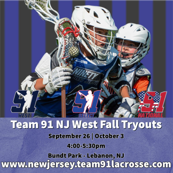 West Fall Tryouts 2021-2022